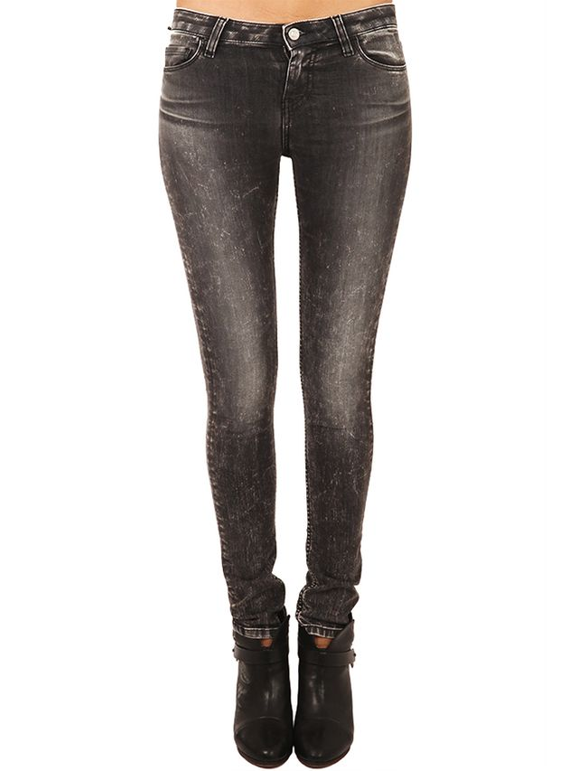 Iro Rayanne Skinny Mid Rise Jeans