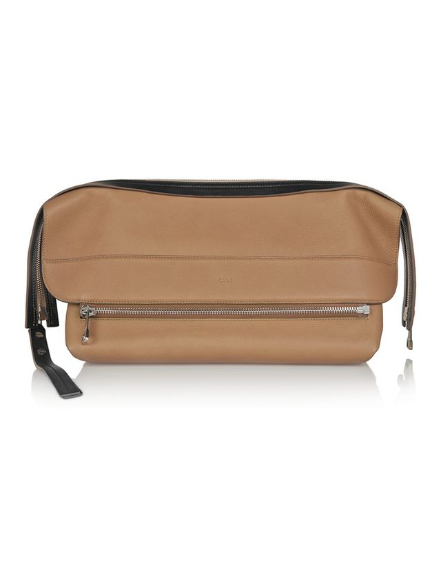 Chloe Dalston Leather Clutch