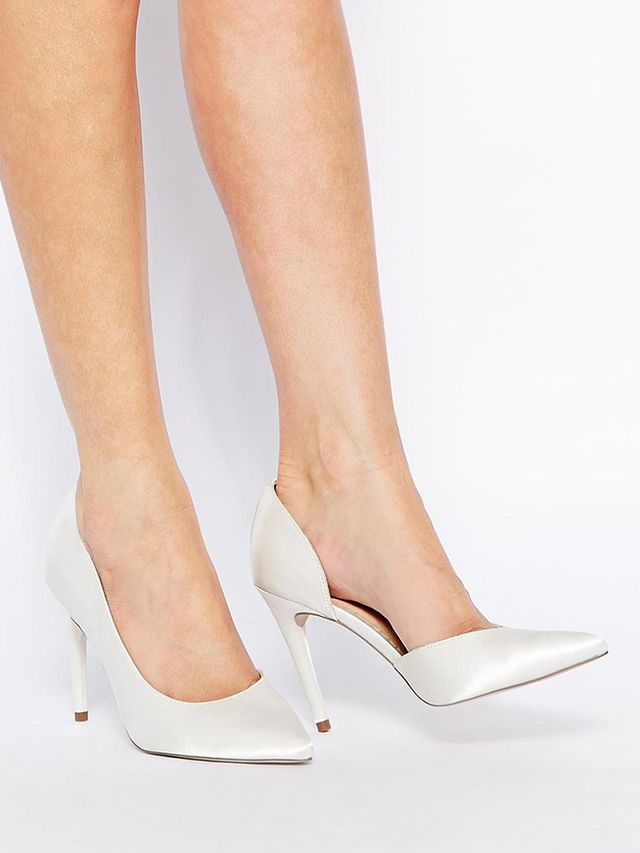 ASOS PROPOSITION Pointed High Heels