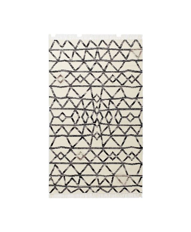 West Elm Torres Wool Kilim