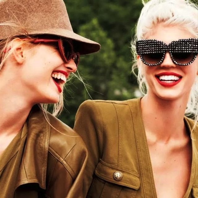 Vogue Japan Shows Us How To Have Fun With Statement Sunglasses