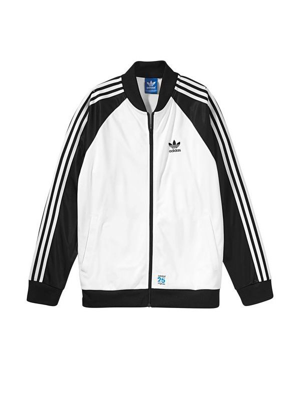 Adidas Bear Superstar Track Jacket
