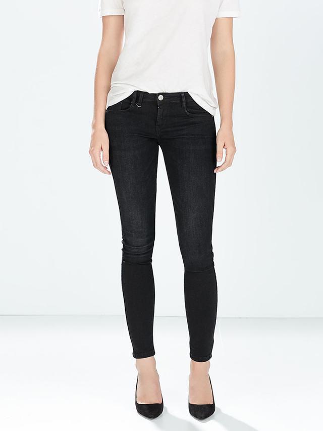 Zara Denim Embrace Jeans