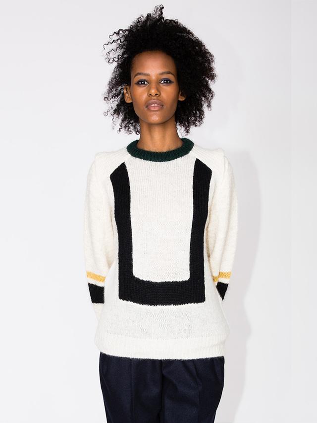 Toga Pulla Line Knit Pullover 1