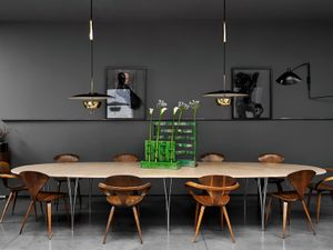 Cross Over to the Dark Side for This Moody, Elegant Home