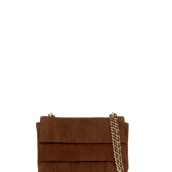 Tory Burch Fringe Adjustable Shoulder Bag