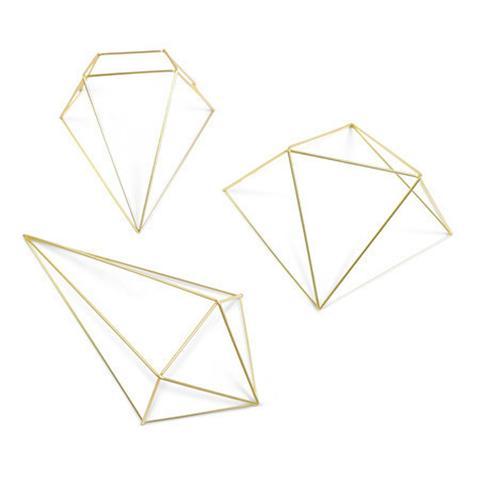 Brass Gem Objects