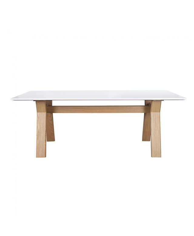 HD Buttercup High on Wood Dining Table 79