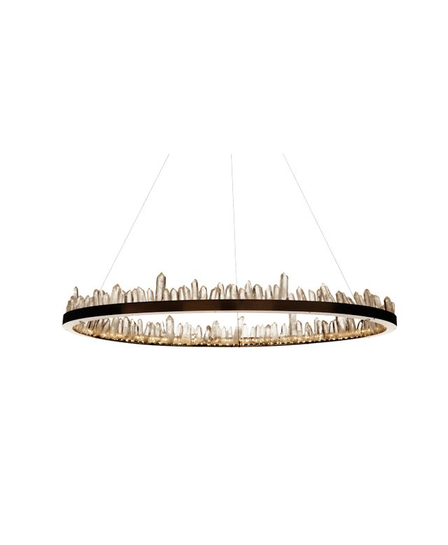 Christopher Boots Prometheus Chandelier
