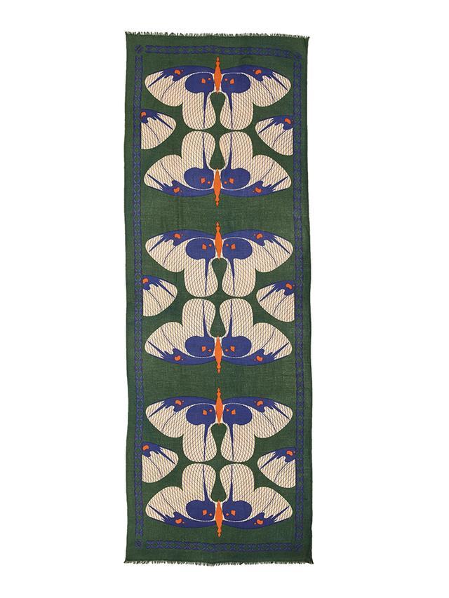 Yarnz Moth Scarf