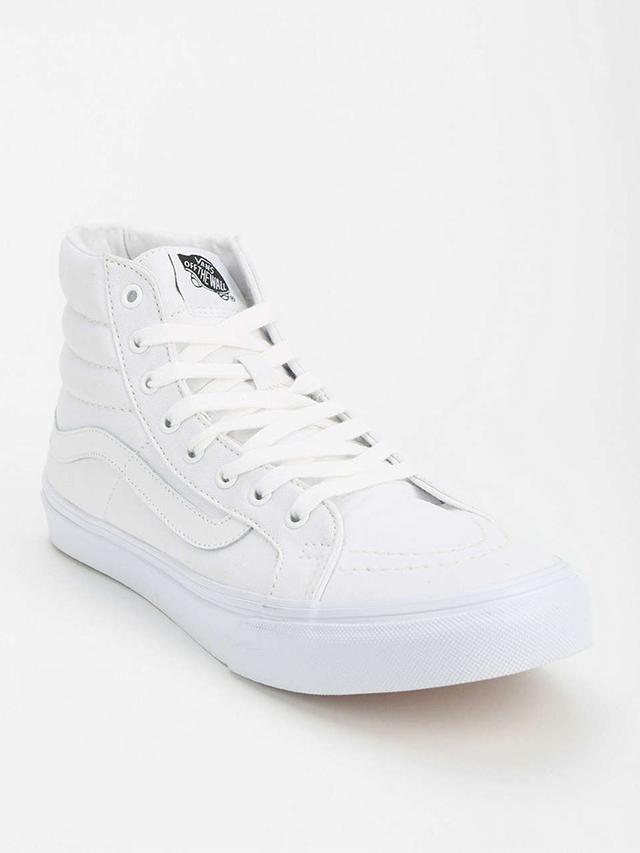 Vans Sk8-Hi Slim Tonal Sneakers