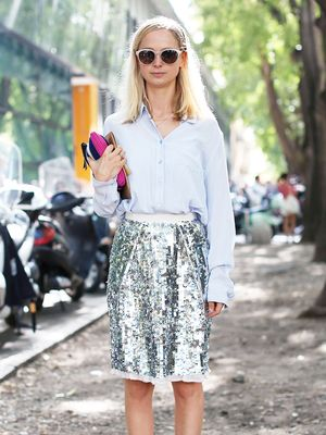 Permission Granted: You May Now Wear Sparkles During the Day