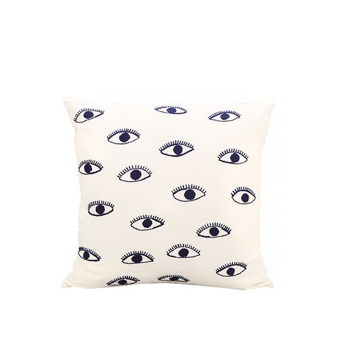 Embroidered Eye Pillow
