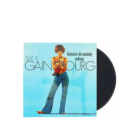 Serge Gainsbourg Histoire De Melody Nelson Record