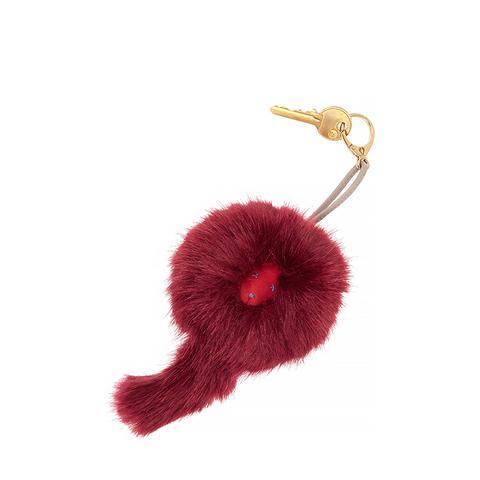 Lenny Faux Fur Keychain