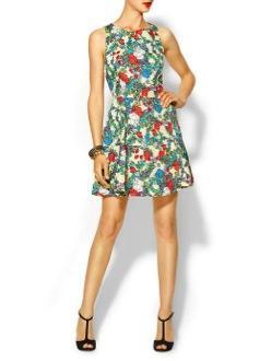 I.Madeline  Floral Shift Dress