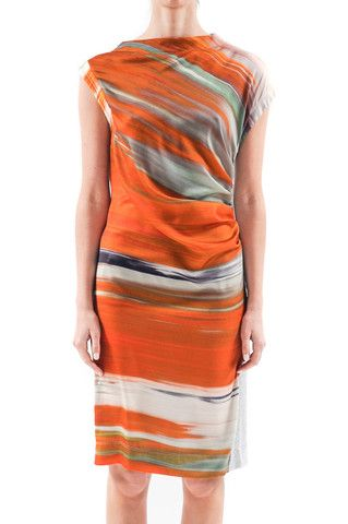 VPL  Enfold Shift Dress