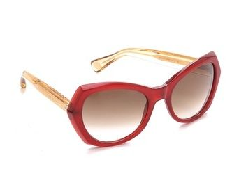 Marc Jacobs  Oversized Geometric Sunglasses