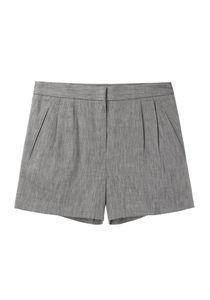T by Alexander Wang  Linen Trouser Shorts