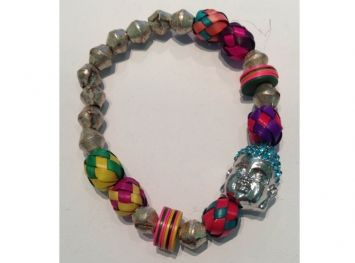 Jewels by Dunn  Buddha-Ful Bracelet