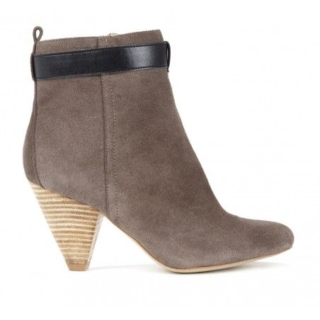 Sole Society  Vivienne Ankle Booties