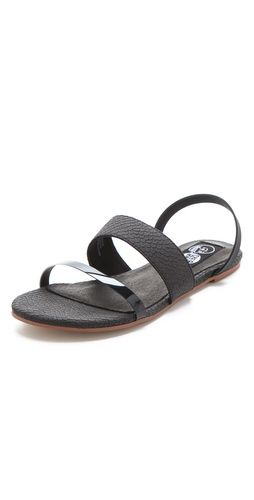 Cheap Monday  Savior Flat Sandals
