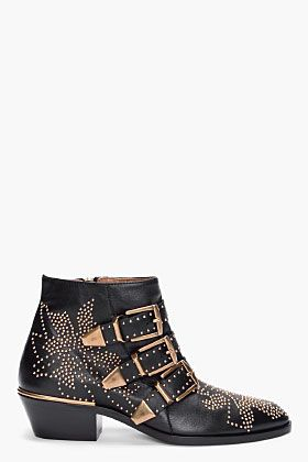 Chloe Studded Suzanna Boots