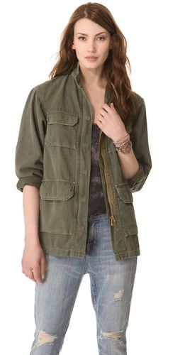 Nili Lotan  Military Jacket