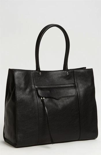 Rebecca Minkoff  M.A.B. Leather Tote