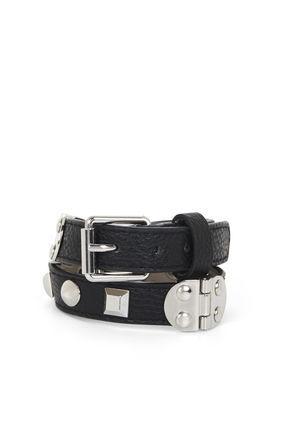 BCBGMaxazria  Multi-Stud Turnlock Bracelet