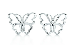 Tiffany & Co. Butterfly Earrings