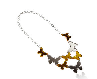 Cooee Belle Butterfly Necklace