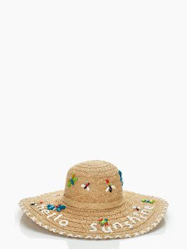 Kate Spade New York Hello Sunshine Hat