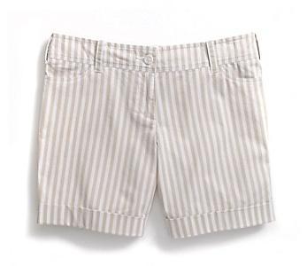 """Tommy Hilfiger  7"""" Seersucker Shorts"""
