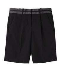 Alexander Wang  Pleat Front Boy Shorts