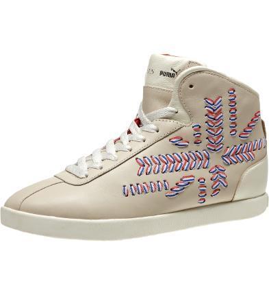 Alexander McQueen  Medius Mid Women's Shoes