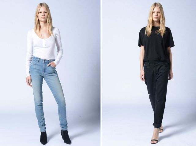 Whoa: Alexander Wang Just Launched an Entire Denim Collection
