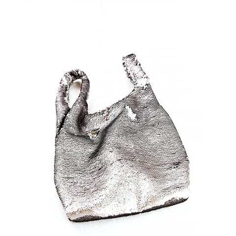 Allover Sequin Shopper Bag