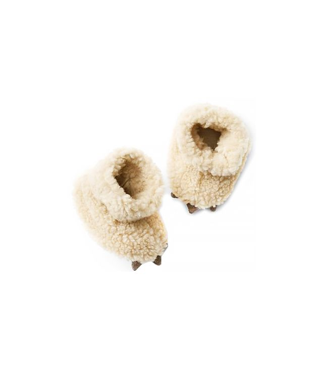 Gap Sherpa Bear Slippers