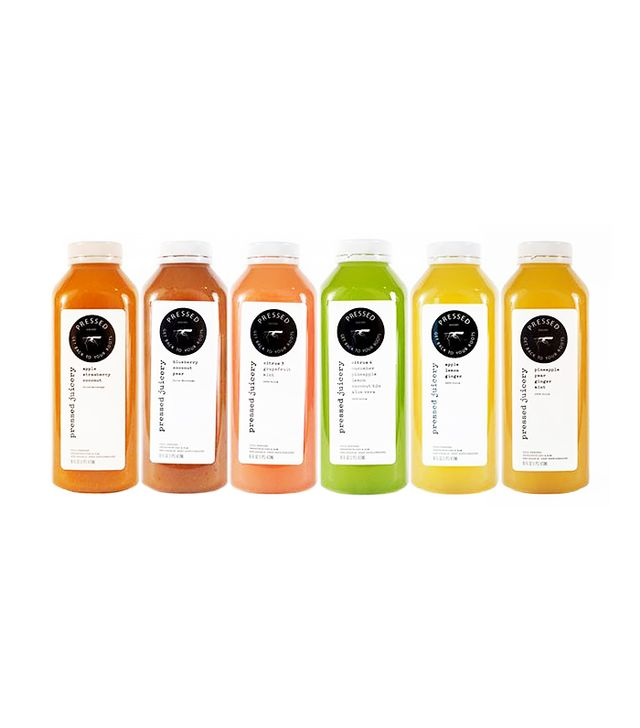 Pressed Juicery Juice Cleanse
