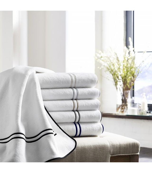 Kassatex Broderie Bath Towels