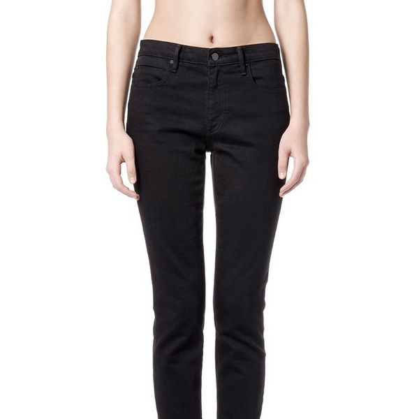 Alexander Wang WANG 001 Slim Fit in Black