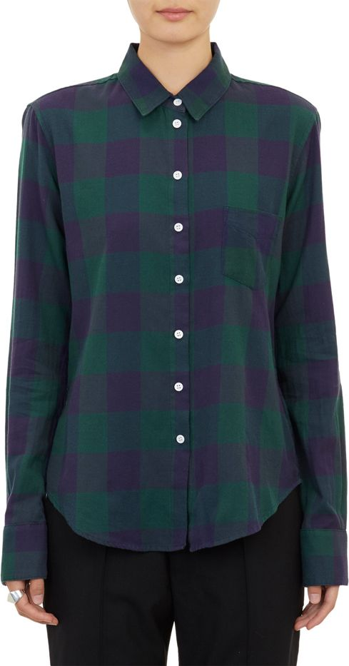 Boy. by Band of Outsiders Check Shirt