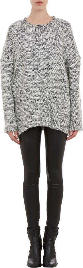 Helmut Lang Loop-Knit Sweater