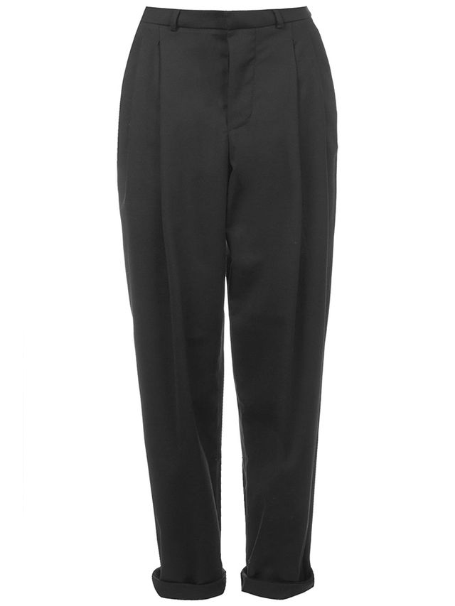 Topshop Mensy Wool Trousers