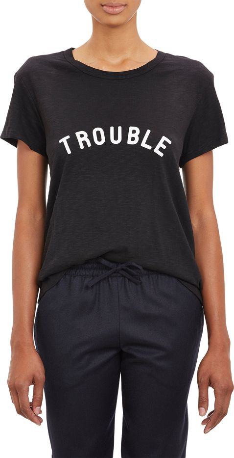 "Sea ""Trouble"" T-Shirt"
