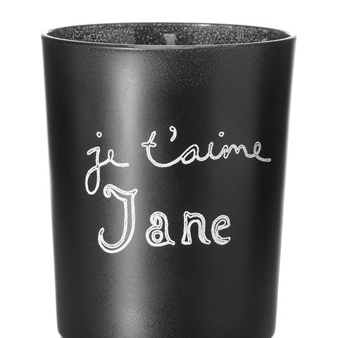 Je T'aime Jane Snow Lily Scented Candle