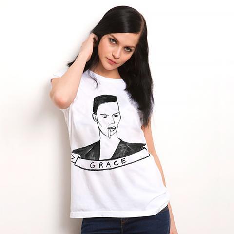 Grace Jones x Miguel