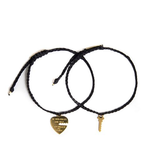 Open Your Heart Bracelet Set