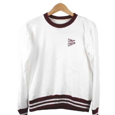 Varsity Camp Sweatshirt